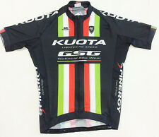 Team Kuota CYCLING SHORT SLEEVE JERSEY Made in Italy by GSG