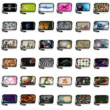 150+Beautiful Design Waterproof Coin Purse Wallet Wrist Bag Case Cover Pouch
