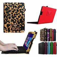 """For Nextbook 10.1"""" Tablet (NXW10QC32G2) Premium PU Leather Stand Cover Case"""
