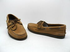 Sperry Top-Sider Men's Authentic Original Boat Shoe Sahara/Honey New W/ Defect