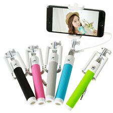 Extendable Handheld Self-portrait Tripod Monopod Stick For Cell Phone