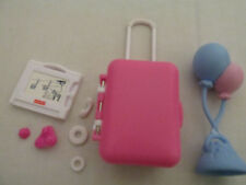 Barbie Lot Happy Family Baby Toy Items Fisher Price Case Games Nursery Balloons