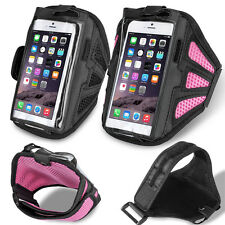 "Gym Sport Running Armband Arm Band Case Cover For iPhone 6 4.7"" & 6 Plus 5.5"""