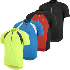 Dare 2b 2014 Mens Magnetize Cycling Jersey Short Sleeve 1/2 Zip Top DMT109