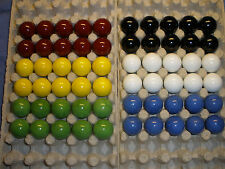 Large Game   Chinese Checkers Marbles marble  60 GAME glass  MEGA Free Ship