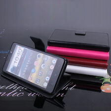 Flip Stand Leather Magnetic Protective Case Cover For Lenovo P780 Reliable