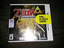 3DS The Legend of Zelda: A Link Between Worlds Game (USED, SEALED) Nintendo