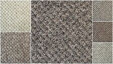 Madison Beige Heavy Loop Carpet Remnants Roll Lounge Bedroom Stairs Cheap