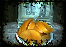 Nellie's Acres Apple Slices  Wax Embeds....1/2 & 1 lb Hot Apple Pie Scented
