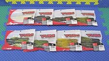 "Yum 4"" Tube Baits for Bass & Crappie 6 Pack YT4 EACH SOLD SEPARATELY"
