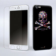 Skull Head Decal Sticker Cover Skin W/Screen Film Fr Apple iPhone 6 Plus 5.5""