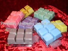 100% Soy Wax Tarts Bar Break Away Melts Clamshell Fragrance Aroma Scented F - M