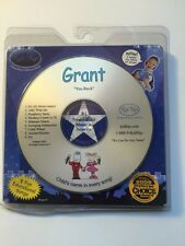KID HIP Personalized Name CDs- Hear Your Child's Name In The Music 50x - (G-M)