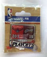 2015 NBA Finals Eastern Conference Dueling Pin - Hawks vs. Cavaliers