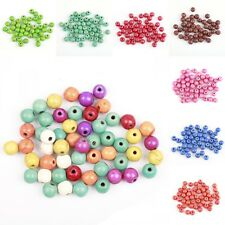 Wholesale 80pcs Turquoise Howlite Gemstone Beads Loose Spacer Beads 6mm