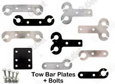 Tow Bar Accessories Electric Mounts Leveling Plates Bolts Nuts & Washers (8.8)