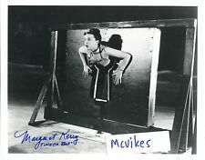 Margaret Kerry Rotoscoping for Tinker Bell Autographed Signed 8x10 Photo COA