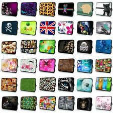 "10"" Colorprint Sleeve Bag Case Soft Cover For 10.1"" Google Android 4.3 Tablet PC"