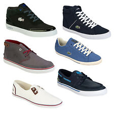 Mens Lacoste Trainers in Various Styles And Colours LC1