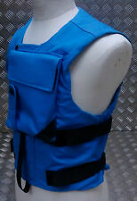 Genuine British Forces United Nations Body Armour Vest UN Blue All Sizes New