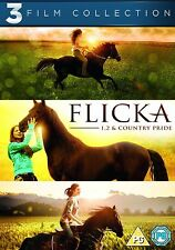 FLICKA 1 / FLICKA 2 AND FLICKA 3 - NEW / SEALED DVD - UK STOCK