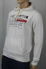 Polo Ralph Lauren Cream Cotton Hoodie Pullover Sweatshirt NWT