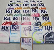 Rit Dye Powder For Fabrics & Plastics & Cleaners
