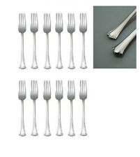 Your Choice - Set of 12 Oneida Dinner Forks Stainless Flatware