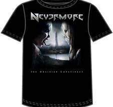 NEVERMORE - The Obsidian Conspiracy - T SHIRT S-M-L-XL-2XL Brand New Official