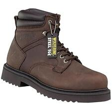 Wolverine Men's 6 WORK Boot Shoes