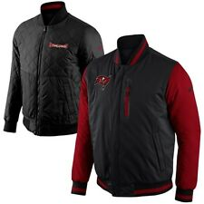 NFL Tampa Bay Buccaneers Nike Quilted Reversible Full Zip Mens Jacket S L XL 2XL