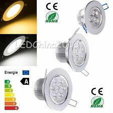 Cree/Epistar Dimmable 9W 15W 18W LED Ceiling Downlight Recessed Lamp Bulb Light