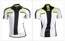 Mens Cycling Clothing Outdoor Bike Bicycle short sleeve cycling jersey Top M-XXL