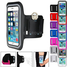Sports Gym Running Pouch Bag Case Cover Armband For iPhone Samsung Sony Phone