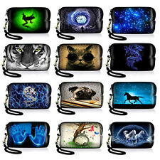 Cool Neoprene Case Bag Pouch For Digital Camera Mobile Phone ipod Touch iphone