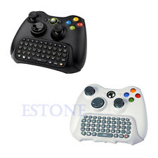 Wireless Messenger Game Controller Keyboard Chatpad Keypad Chat Pad for Xbox 360