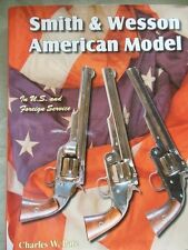 Smith Wesson S & W American Model Revolver Pistol Handgun  Gun book