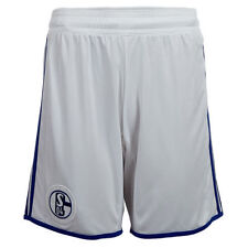 FC Schalke 04 adidas Home Shorts Scarce S04 Trousers Size S - 2XL new