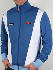 Ellesse Heritage - Vilas Track Top in Bright Cobalt Blue & White / SALE