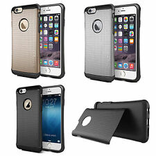 Hybrid Anti-Shock Defender Protector Mobile Phone Cover Case For iPhone 6 6 Plus