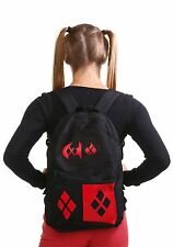 Harley Quinn Hood Backpack