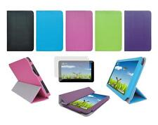 """Folio Skin Cover Case and Screen Protector for Trio Stealth G1 10.1"""" Tablet"""