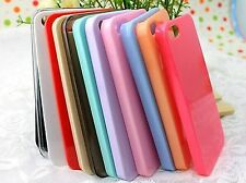 For iPhone 5 5S EASY Colorful Convenient Cases Covers  Skins Your  Choose #