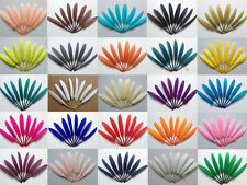 Wholesale 20/50/100pcs beautiful goose feather 4-6inches/10-15cm More color