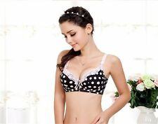 Nursing Breastfeeding Adjustable Lace Bra Pregnant Maternity 34 - 42 Cup B / C