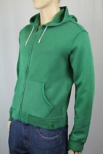 Polo Ralph Lauren Green Hoodie Full Zip Sweatshirt NWT