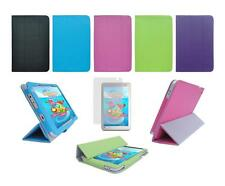 Folio Skin Cover Case and Screen Protector for Toshiba Encore 2 WT8-B32 Tablet