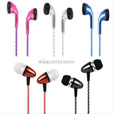 3.5mm In-Ear Super Bass Earphone Headphone Earbud Headset For MP3 MP4 iPhone #W