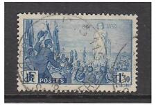 France - 1936, 1f50 Vision of Peace stamp - Used - SG 561
