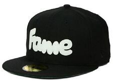New Era 59Fifty Hall of Fame Snafu Cap Hat $45 Fitted Black